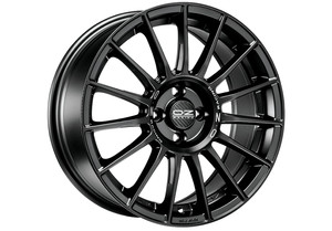 OZ Superturismo LM Matt Black