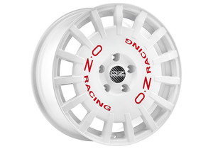 OZ Rally Racing Race White