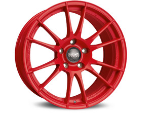 OZ Ultraleggera HLT Matt Red