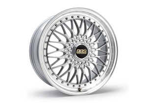 BBS Super RS Silver/Polished