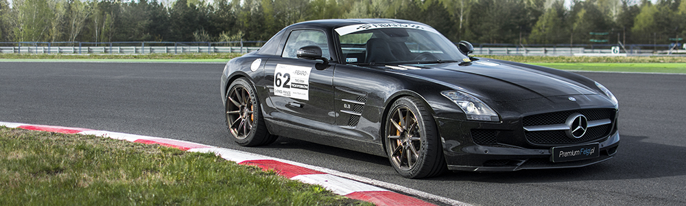 Mercedes SLS AMG | BC Forged RZ10