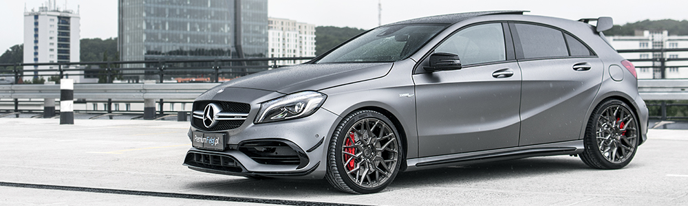Mercedes A45 AMG | BC Forged EH176