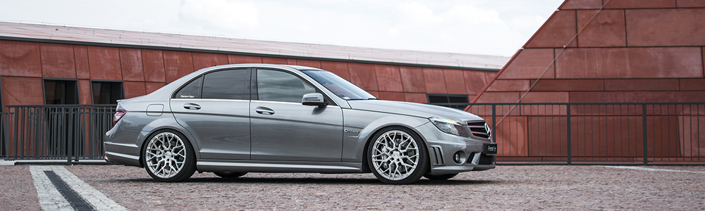 Mercedes C63 AMG W204 | BC Forged EH176