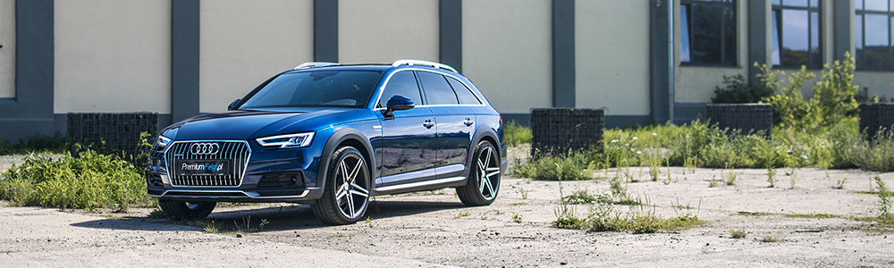 Audi A4 Allroad | Z-Performance ZP4.1