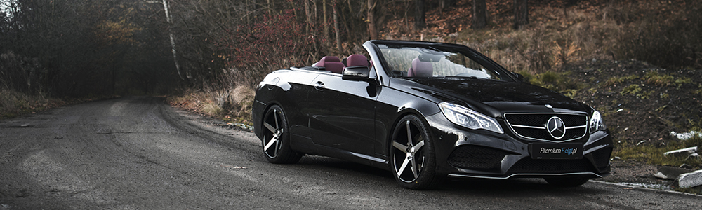 Mercedes-Benz E W212 Cabrio | Z-Performance ZP6.1