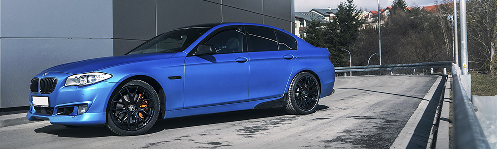 BMW 5 F10 | Z-Performance ZP.01 | 20""