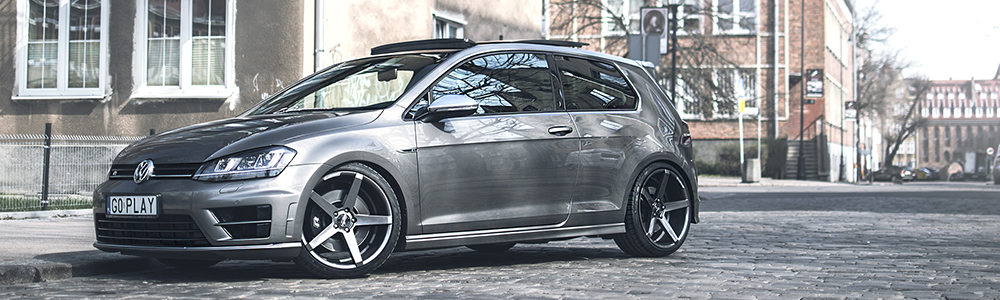 VW Golf 7R400 | Z-Performance ZP6.1 | 19""