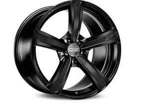 Felgi do Toyota - OZ Montecarlo HLT Matt Black