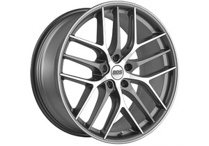 Felgi BBS Performance Line - BBS CC-R Graphite Diamond-Cut