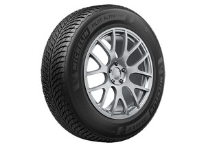 Michelin PILOT ALPIN 5 SUV 295/40 R20 106V  FR (0)   DOT18