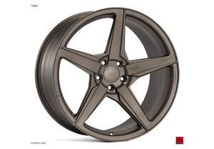 Felgi dla Bentley - Ispiri FFR5 Matt Carbon Bronze