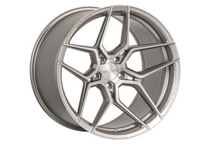 Rohana RFX11 Brushed Titanium - Felgi do Maserati