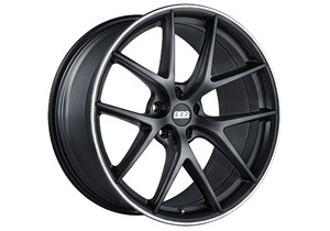 Felgi BBS Performance Line - BBS CI-R Satin Black