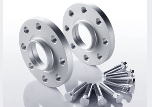 Dystanse Eibach Pro-Spacer | 4x100 | 10mm | 54mm | System 6 | Srebrne - Wheel spacers