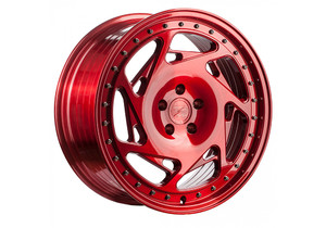 Felgi Z-Performance ZP5.1 - Z-Performance ZP5.1 Brushed Candy Red