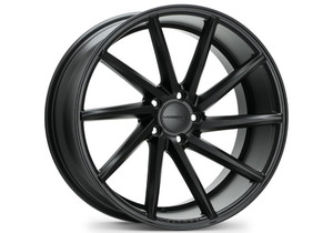 Vossen CVT Satin Black