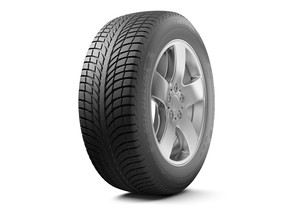 Michelin LATITUDE ALPIN LA2 235/55 R18 104H XL  (EC72)  |GRNX DOT18