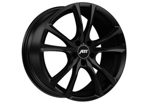 ABT ER-C Matte Black - ABT wheels