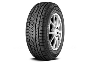 Winter tires - Continental CONTI4X4WINTERCONTACT SSR 255/50 R19 107V XL FR (FE73)  SSR DOT8