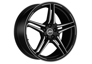 ABT FR Mystic Black - ABT wheels