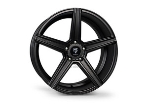 Felgi dla Bentley - mbDesign KV1 Matte Black