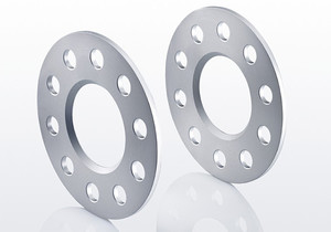 Dystanse Eibach Pro-Spacer | 3x112 | 5mm | 57mm | System 1 | Srebrne - Wheel spacers