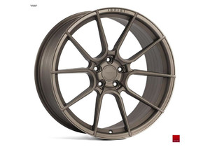Felgi dla Bentley - Ispiri FFR6 Matt Carbon Bronze
