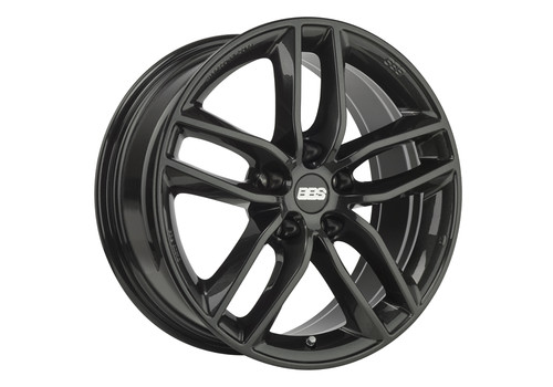 BBS SX Crystal Black - Felgi do Volvo
