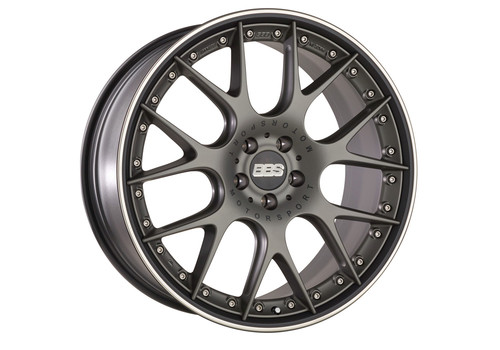 BBS wheels - BBS CH-R 2 Satin Platinum