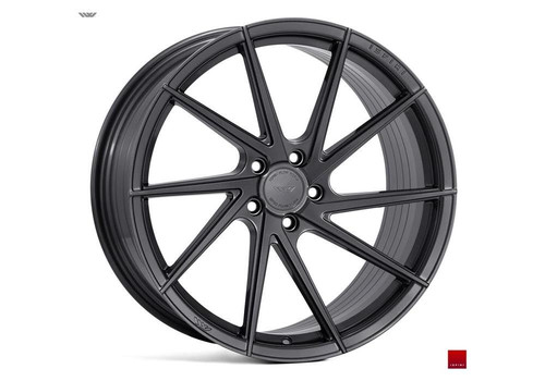Felgi do Chevrolet - Ispiri FFR1D Carbon Graphite