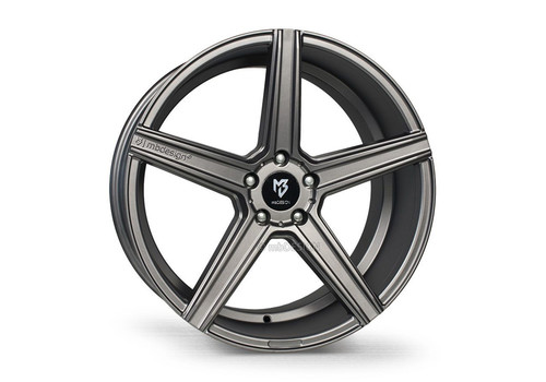 Felgi do Rolls Royce - mbDesign KV1 Matte Grey