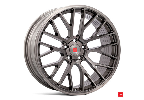 Ispiri FFP1 Carbon Grey Brushed - Felgi do Mercedes A-klasa A45 AMG W176 (2012+)