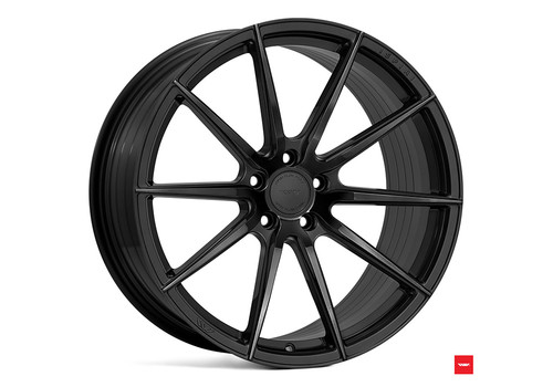 Felgi do Chevrolet - Ispiri FFR1 Corsa Black