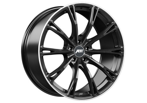 ABT GR Glossy Black - ABT wheels
