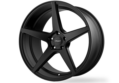 Velgen Classic5 Satin Black - Wheels for Chrysler