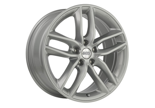 BBS SX Brilliant Silver - Felgi do Volvo