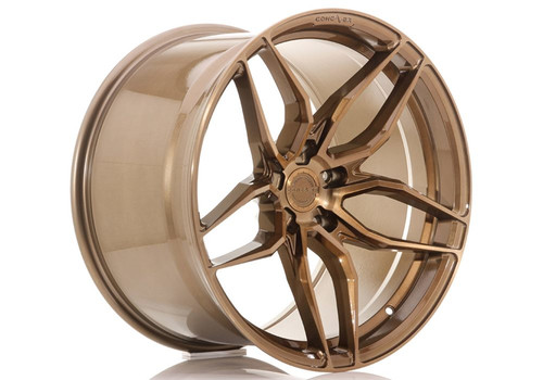 Concaver CVR3 Brushed Bronze - Felgi do Volvo