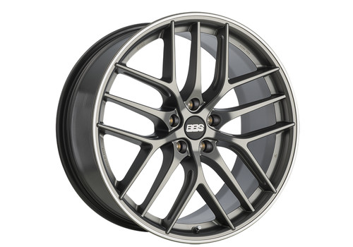 BBS wheels - BBS CC-R Satin Platinum