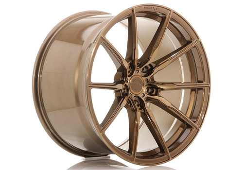 Concaver CVR4 Brushed Bronze - Felgi do Volvo
