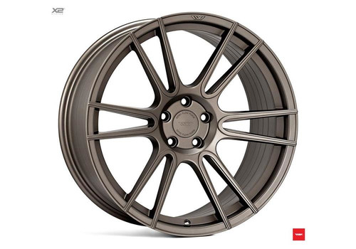 Ispiri FFR7 Matt Carbon Bronze - Felgi do Mercedes