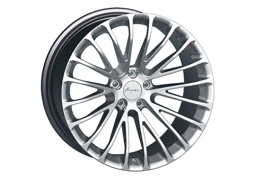 Wheels for Lexus - Breyton Race LS Hyper Silver