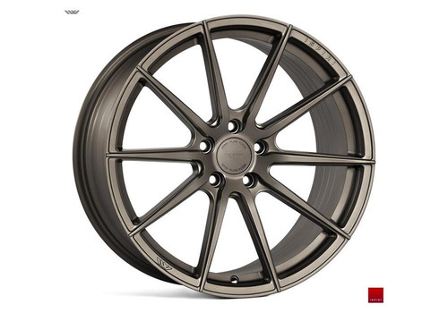 Ispiri FFR1 Matt Carbon Bronze - Felgi do Mercedes ML W166 (2011+)