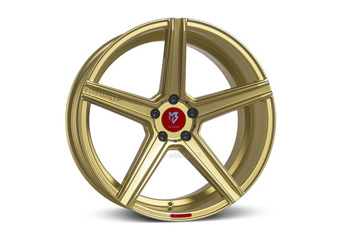 Felgi do Rolls Royce - mbDesign KV1 Gold