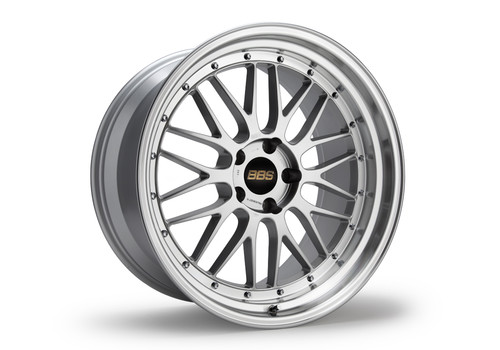 BBS wheels - BBS LM Brilliant Silver
