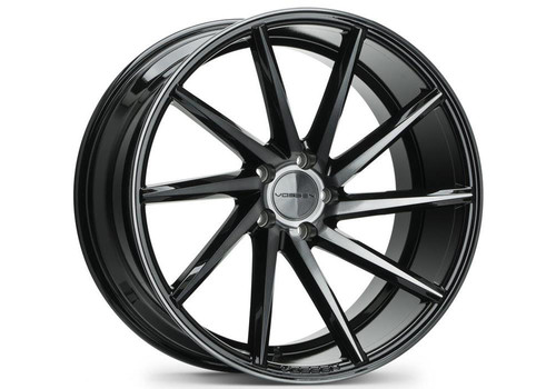 Vossen CVT Tinted Gloss Black - Vossen wheels