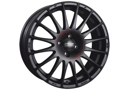 Wheels - wheelshop - OZ Superturismo GT Matt Black