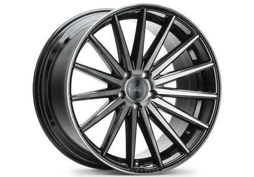Vossen VFS-2 Tinted Gloss Black - Vossen wheels