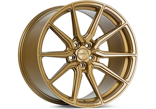 Vossen HF-3 Gloss Gold - Felgi do Mercedes SLS AMG