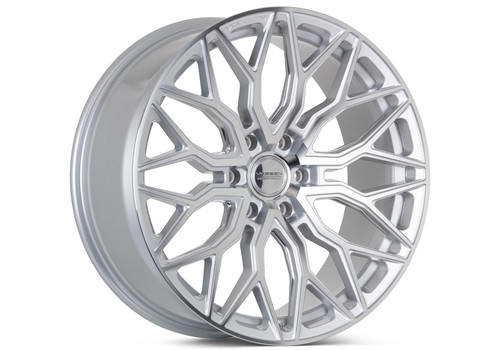Felgi do Lincoln - Vossen HF6-3 Silver Polished