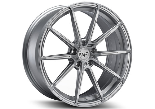 Wheelforce SL.2 FF Frozen Silver